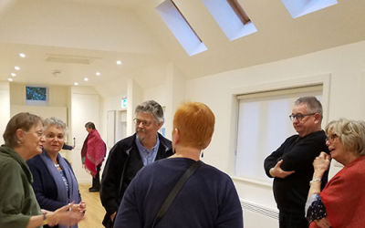 Report of The Fintry Trust AGM 2019