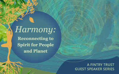 Introducing the new Harmony Guest Speaker Series