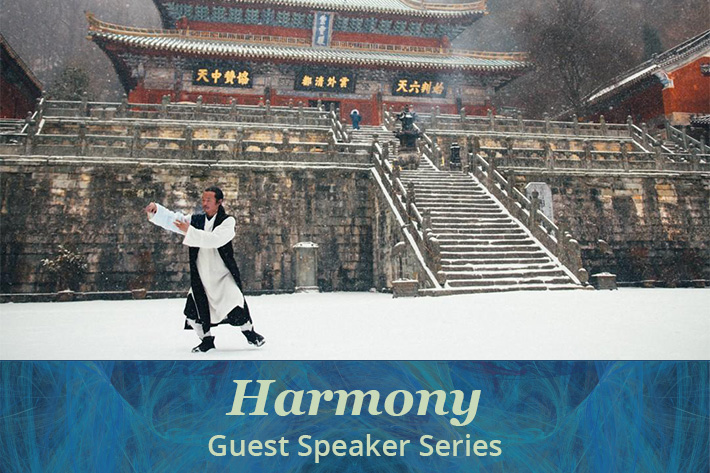 The Way of Nature: The Taoist Approach to Harmonious Living – With Master Gu and George Thompson