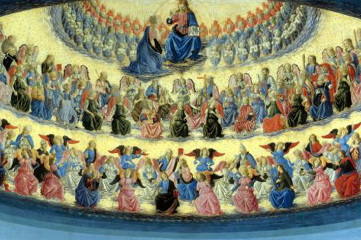 Theophanies: The Divine Names and The Angelic Hierarchies of Dionysius the Areopagite (4 sessions)