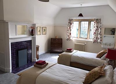 Fintry bedroom
