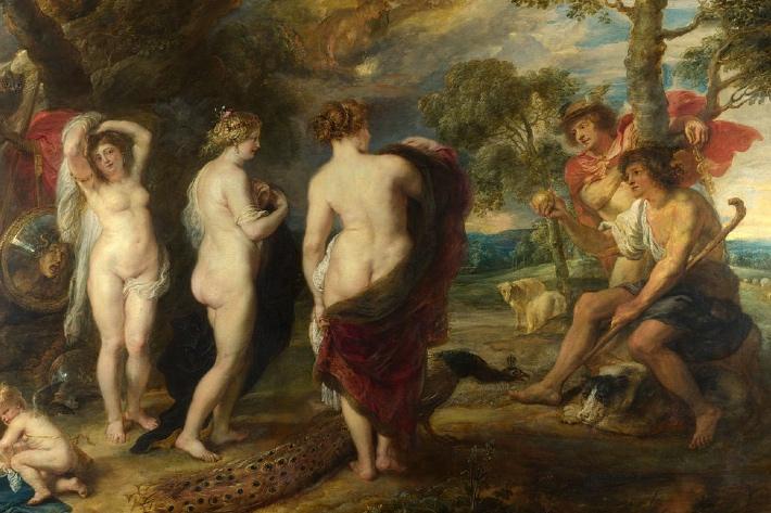 Rubens Judgement of Paris