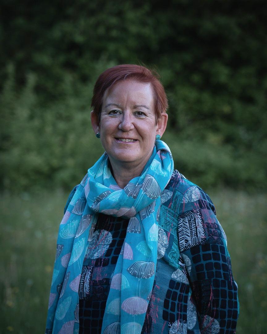 Dr Angela Voss